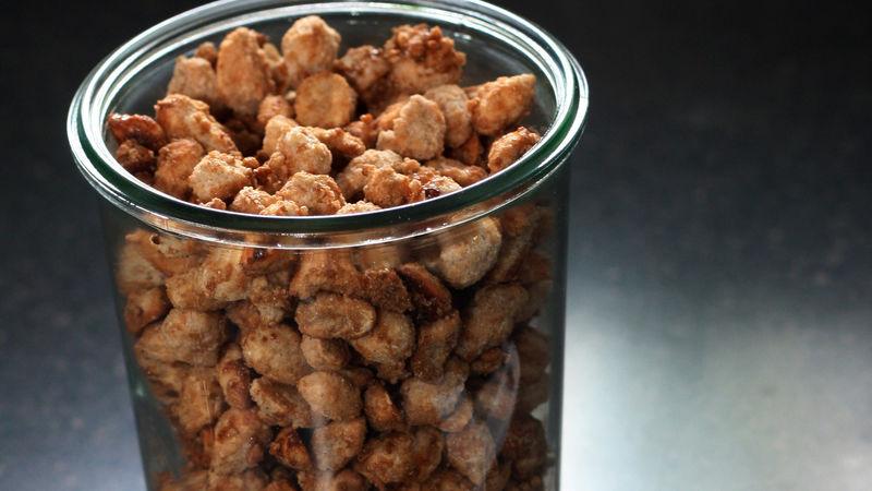 NYC Nut Stand Cinnamon & Sugar Peanuts