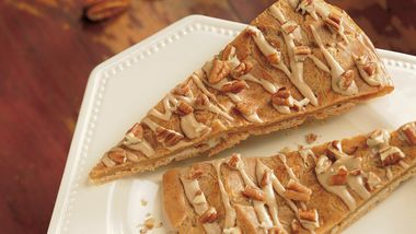 Maple-Pecan Danish Coffee Cake