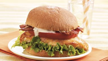 Chicken BLT Sandwiches
