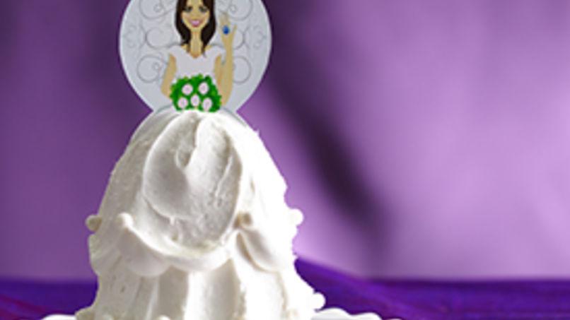 Pastelitos Princesa de Novia