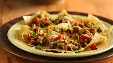 Grilled Taco Nachos