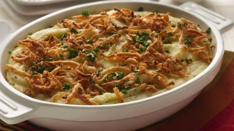 Ultimate Creamy Party Potatoes