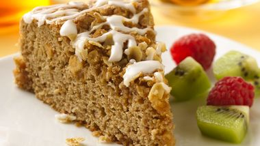 Apple Cinnamon Coffee Cake