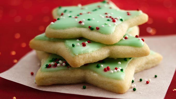Easiest Ever Sugar Cookies