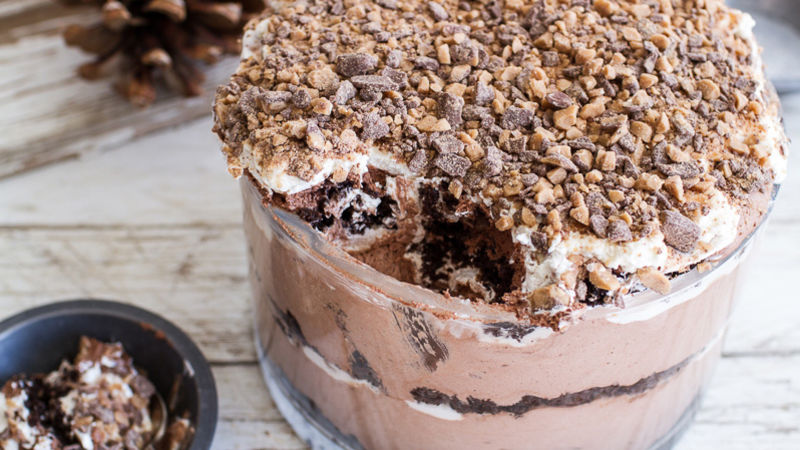 Death By Chocolate Trifle Recipe From Betty Crocker