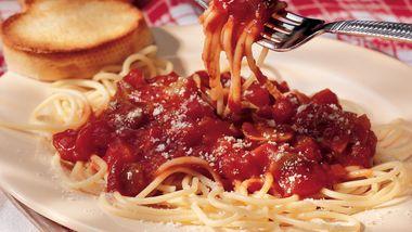 Slow-Cooker Vegetable Spaghetti Sauce