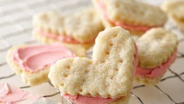 Valentine Cream Wafers