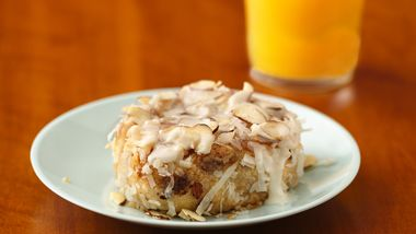 Orange-Coconut Breakfast Rolls
