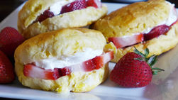 Breakfast Fruit Biscuits