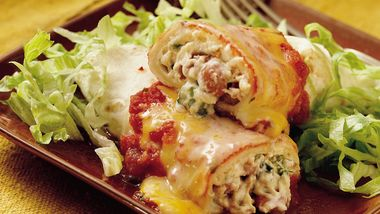South-of-the-Border Enchiladas