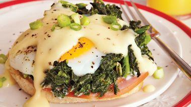 Eggs Benedict Bake