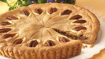 Apple-Nut-Cookie Tart