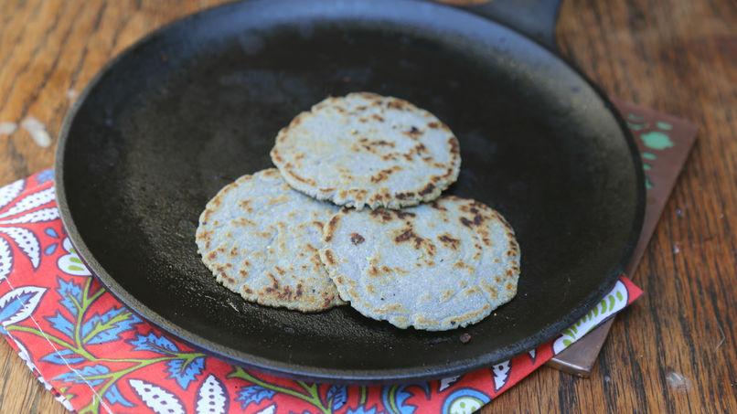 Blue Corn Tortillas