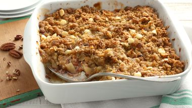 5-Ingredient Apple Crisp