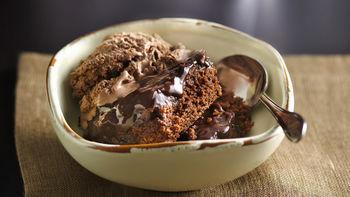 Double Hot Fudge Pudding Cake