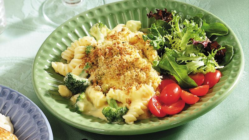 Crispy-Topped Macaroni and Cheese