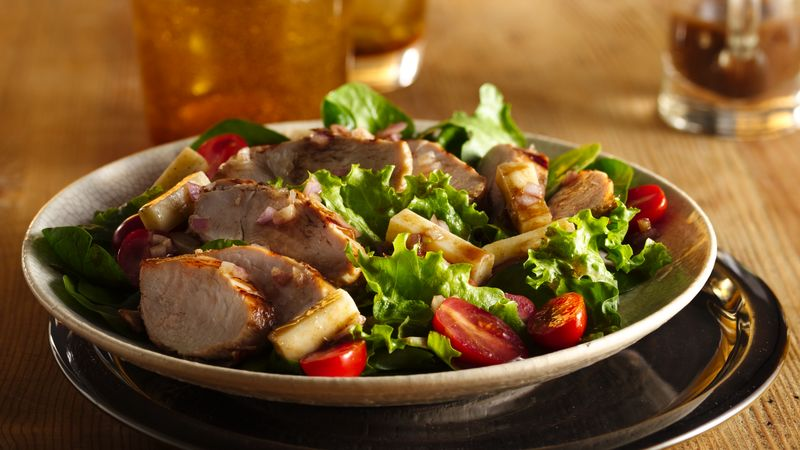 Balsamic Chicken Breast Salad