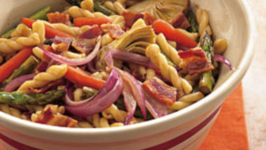 Pasta and Grilled Vegetable Salad