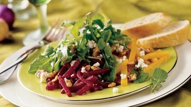 Beet and Arugula Salad