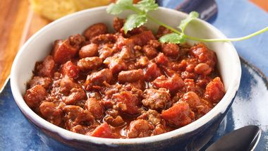 Slow-Cooker Chili Mole