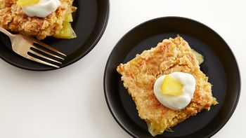 Pineapple-Coconut Dump Cake