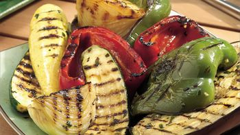 Grilled Mixed Vegetables