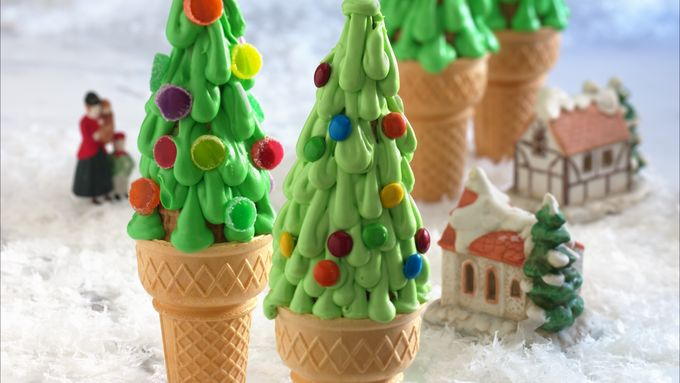 Sugar Cone Trees