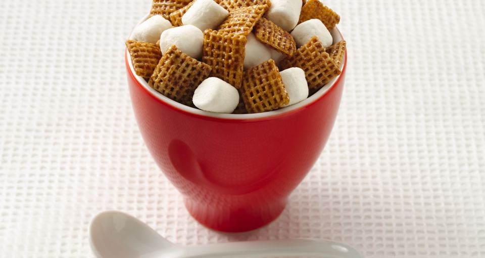 Hot Buttered Yum Chex™ Mix