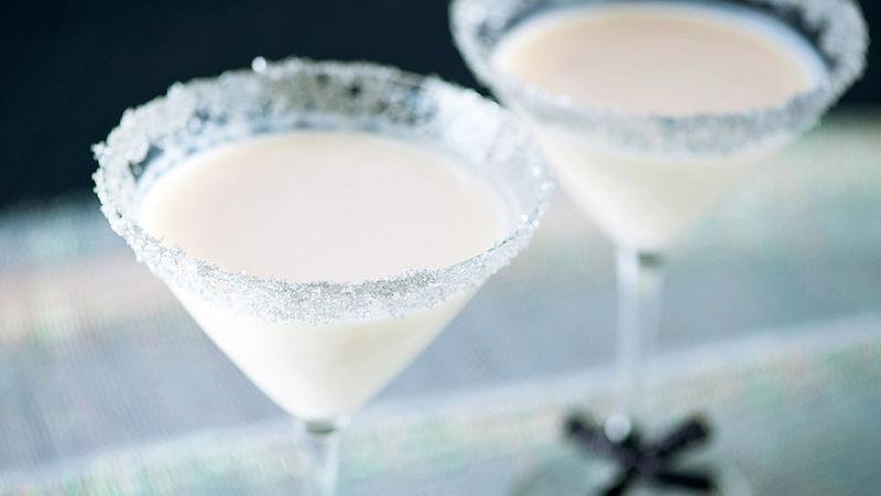 White Velvet Cocktail