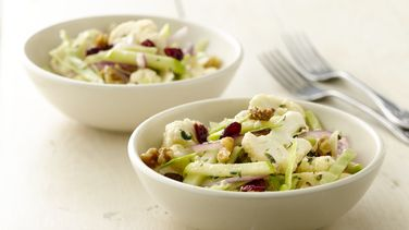Gluten-Free Apple Cauliflower Salad
