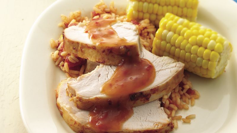 Slow-Cooker Santa Fe Turkey Breast