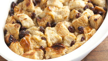 Old-Fashioned Bread Pudding