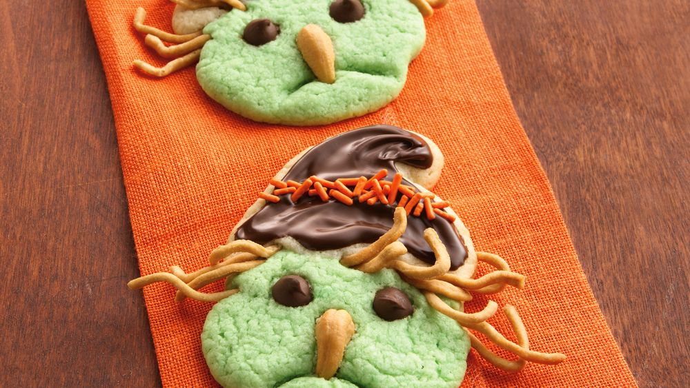 Bewitching Sugar Cookies