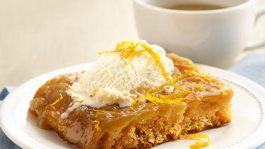 Caramel-Pear Pudding Cake
