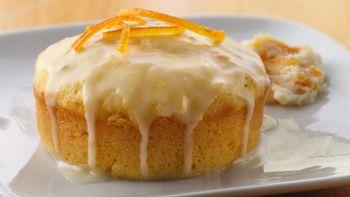 Orange Marmalade Cornmeal Muffins