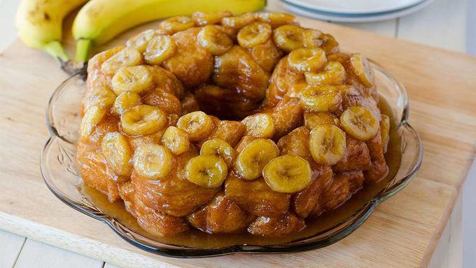 Banana Bread Monkey Bread