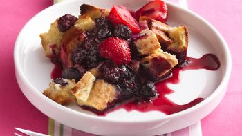 Berry French Toast Bake