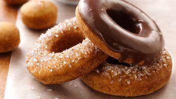Gluten-Free Buttermilk Doughnuts