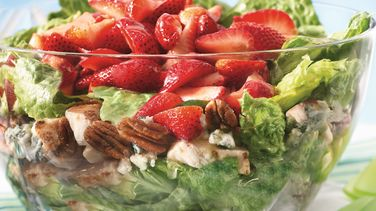 Summer Layered Chicken Salad