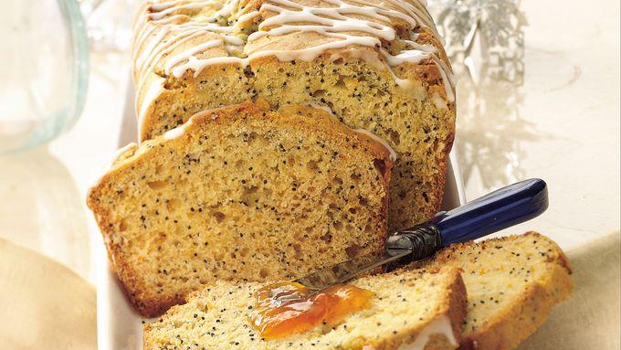 Orange-Poppy Seed Bread