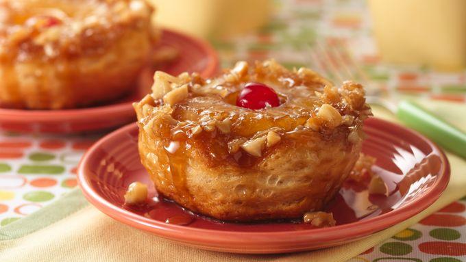 Tropical Upside-Down Biscuit Bake