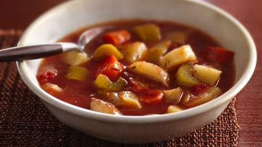 Slow-Cooker Winter Vegetable Stew