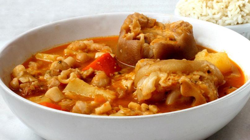 Receta de cocido ponce o que rica vida - Salsa para bogavante cocido ...