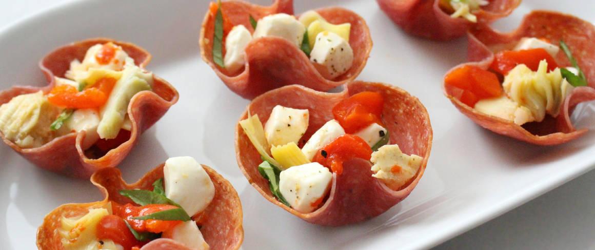 Easy vegetable appetizer recipes