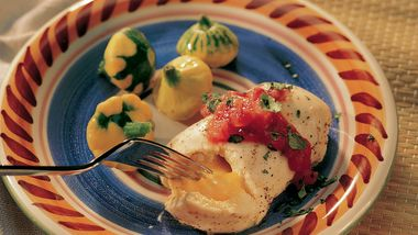 Cheddar-Stuffed Chicken Breasts