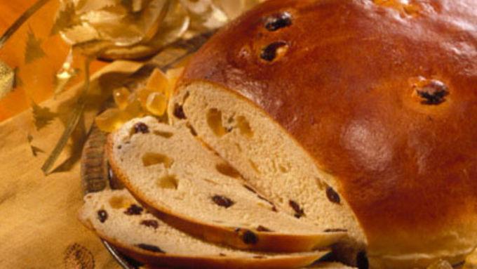 Bread Machine Julekage