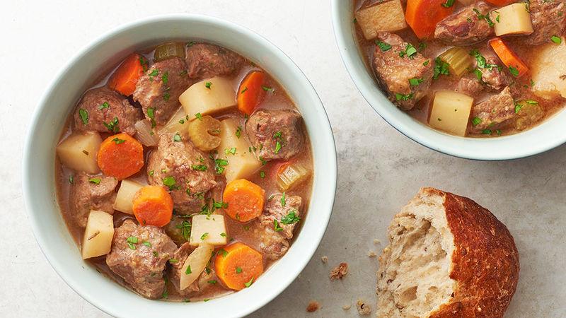 Slow-Cooker Irish Beef Stew