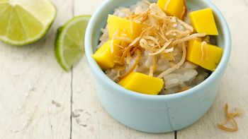 Vegan Coconut Rice Pudding