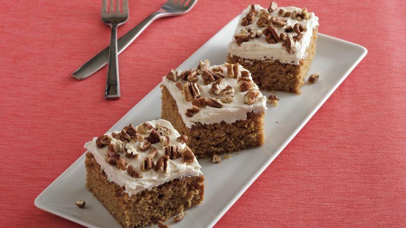 Brown Sugar-Rum Cake