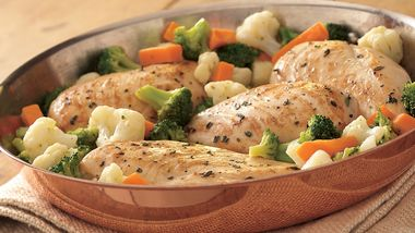 Chicken-in-a-Skillet